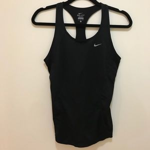 Nike Black Workout Tank